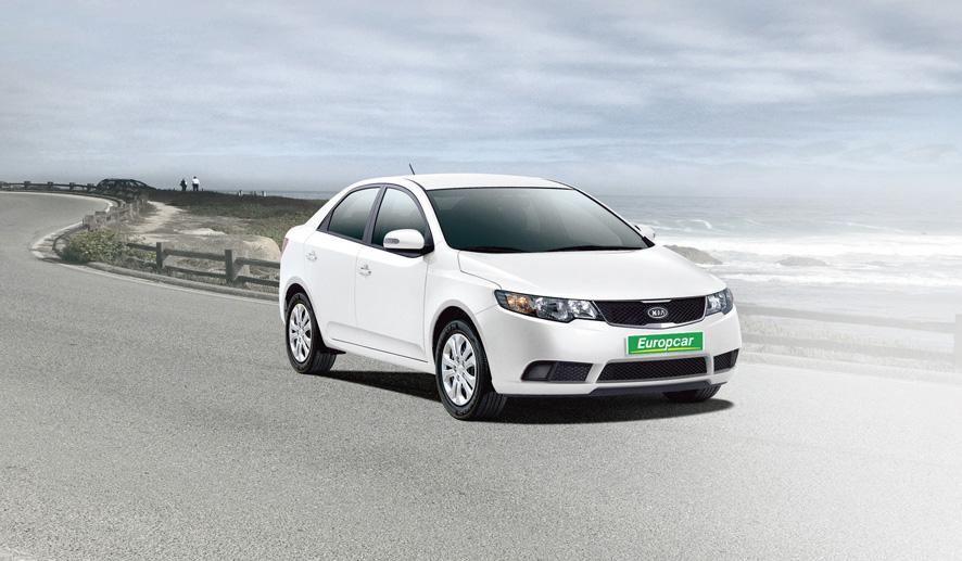 Europe Car: Europcar Car Rental
