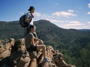 View, Flinders Ranges